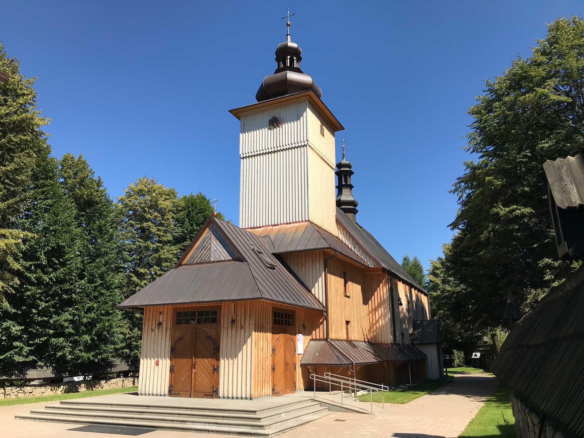 Parafia św. Józefa Oblubieńca NMP